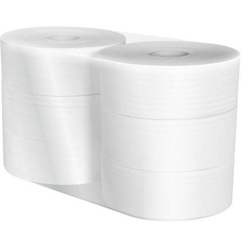 Toaletní papír Softree Jumbo role 26cm 2vrstvy bílý, 6ks