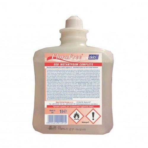 Pěnová dezinfekce DEB FLORAFREE HYGI Foamer 1l