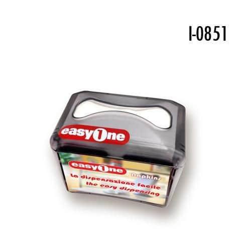 Stolní plastový zásobník Infibra na papírové ubrousky EasyOne