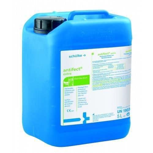 Dezinfekce a čištění ploch a povrchů Antifect®extra 5l
