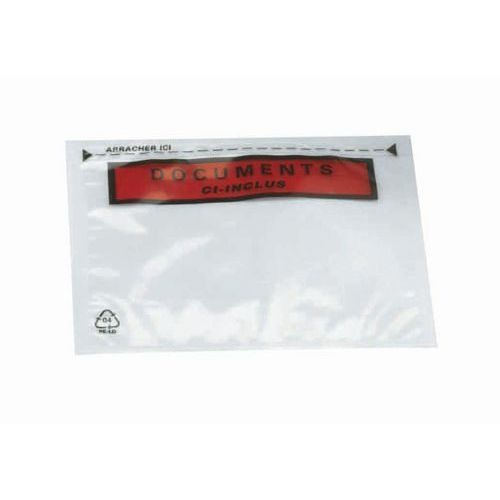 Nalepovací obálky na balíky Manutan, 315 x 240 mm
