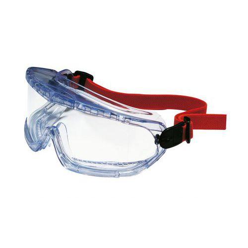 Uzavřené ochranné brýle V-Maxx s čirými skly