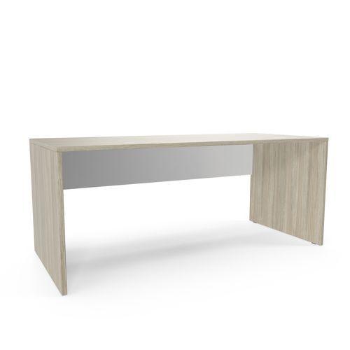 Kancelářský stůl Viva, 180 x 80 x 75 cm, rovné provedení, dub oy