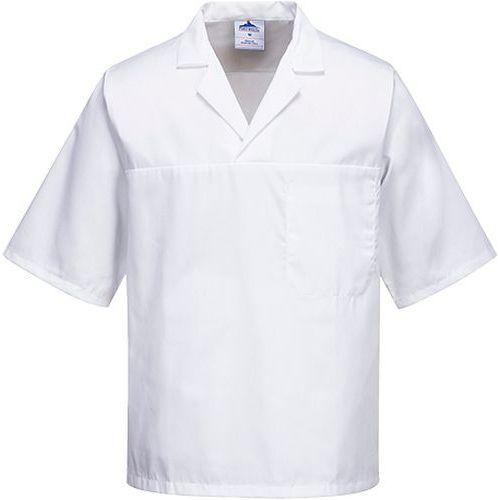 Košile pekařská, bílá