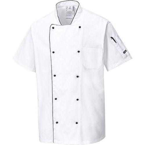 Vzdušný kuchařský rondon, bílá