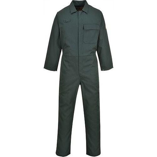 KombinézaCE Safe-Welder, zelená, normální, vel. S