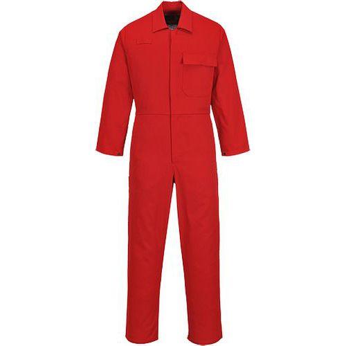 KombinézaCE Safe-Welder, červená, normální, vel. XXL