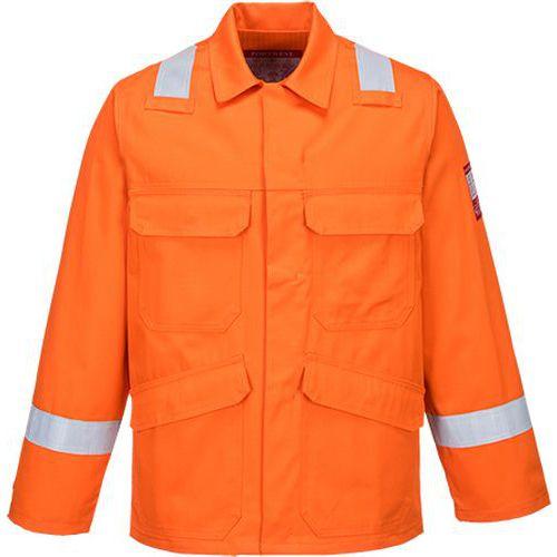 Blůza Bizflame Plus, oranžová, vel. XL