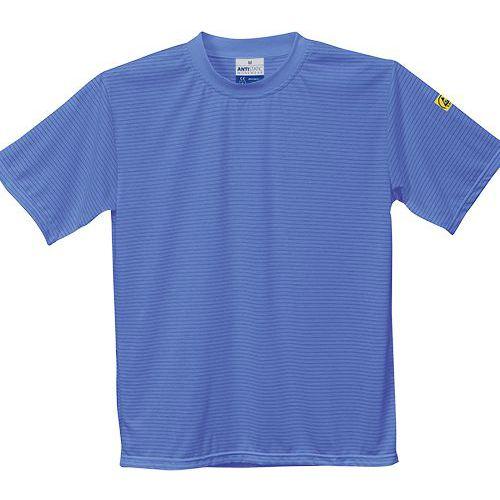 ESD antistatické triko, modrá
