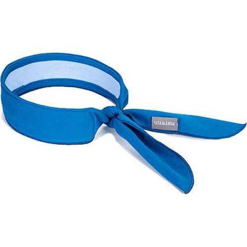 Šátek na chlazení krku, modrá
