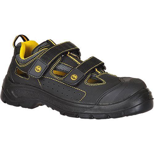 Sandál Portwest Compositelite ESD Tagus S1P, černá