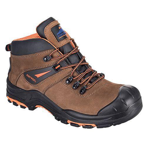Kotníková obuv Portwest Compositelite Montana Hiker S3, hnědá