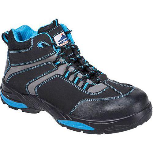 Kotníková obuv Portwest Compositelite Operis S3 HRO, modrá
