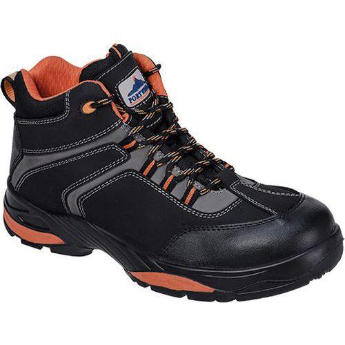 Kotníková obuv Portwest Compositelite Operis S3 HRO, černá