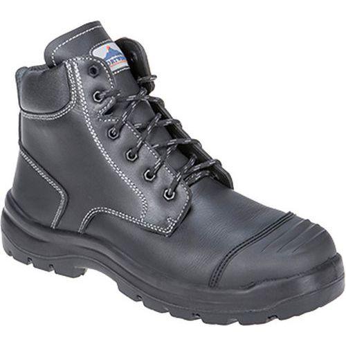 Bezpečnostní obuv Clyde S3 HRO CI HI FO, černá
