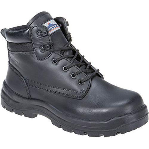 Bezpečnostní obuv Foyle S3 HRO CI HI FO, černá
