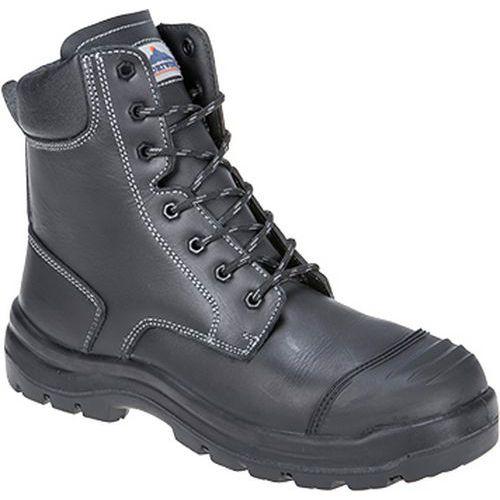 Bezpečnostní obuv Eden S3 HRO CI HI FO, černá
