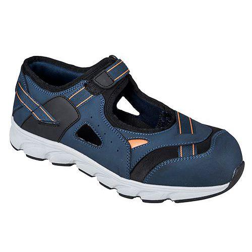 Sandály Portwest Compositelite Safety Tay S1P, modrá