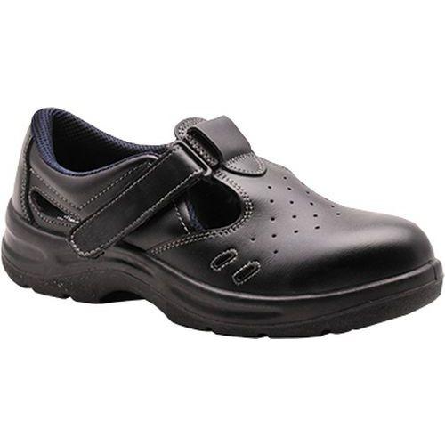 Bezpečnostní sandál Steelite S1, černá