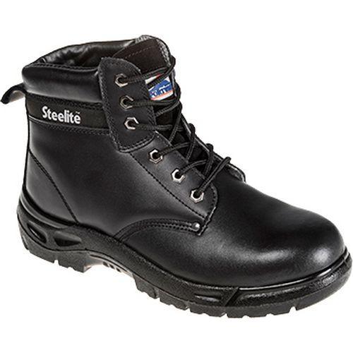 Kotníková obuv Steelite S3, černá