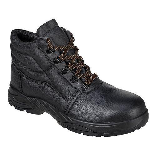 Kotníková obuv Steelite Protector Plus S1P HRO, černá