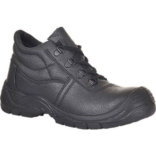 Kotníková obuv Steelite Protector Scuff Cap S1P, černá