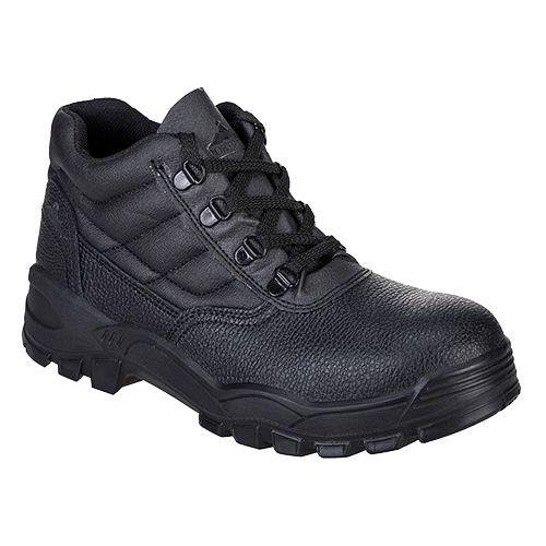 Kotníková obuv Steelite Protector S1P, černá