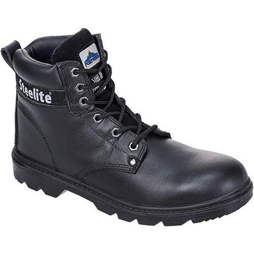 Kotníková obuv Steelite Thor S3, černá