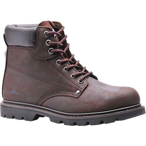 Steelite Welted pracovní kotníková obuv SB HROO, hnědá
