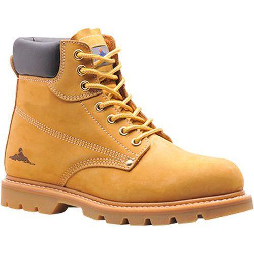 Steelite Welted pracovní kotníková obuv SB HROO, světle žlutá