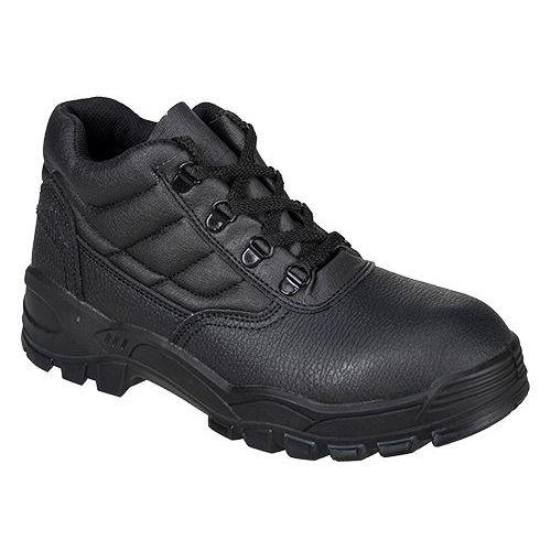Kotníková pracovní obuv 01, černá