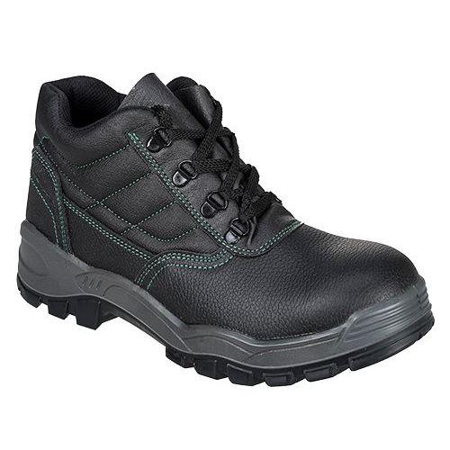 Steelite bezpečnostní kotníková obuv S1, černá