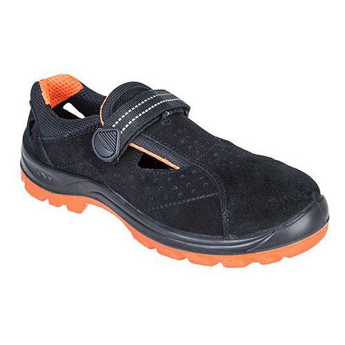 Sandál Steelite Obra S1, černá