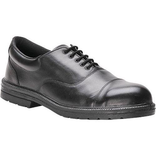 Steelite Executive Oxford polobotky S1P, černá, vel. 39