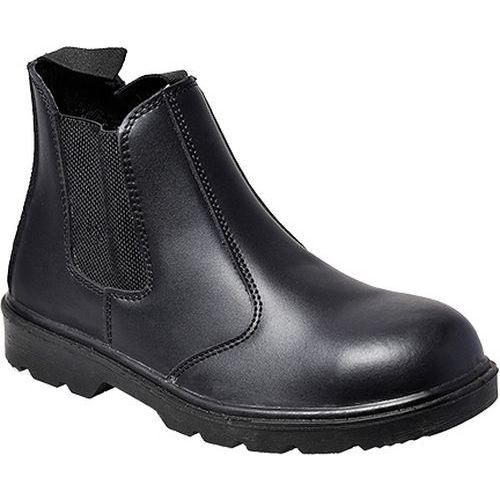Steelite Dealer S1P, černá
