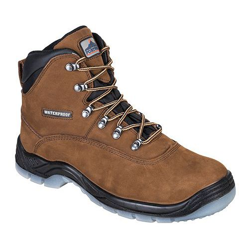 Steelite All Weather Boot S3 WR, hnědá