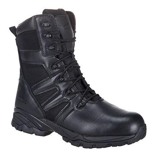 Kotníková obuv Steelite TaskForce S3 HRO, černá