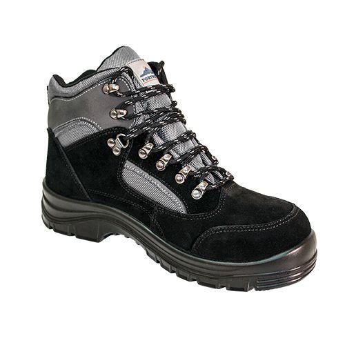 Steelite All Weather Hiker S3 WR, černá