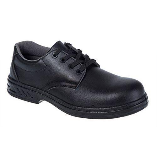 Steelite Laced bezpečnostní obuv S2, černá
