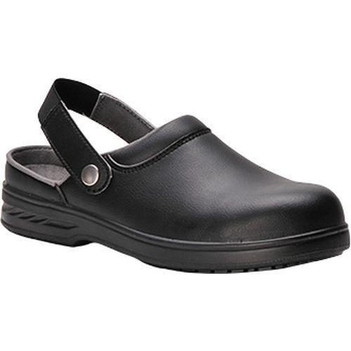 Steelite Safety Clog SB AE WRU, černá