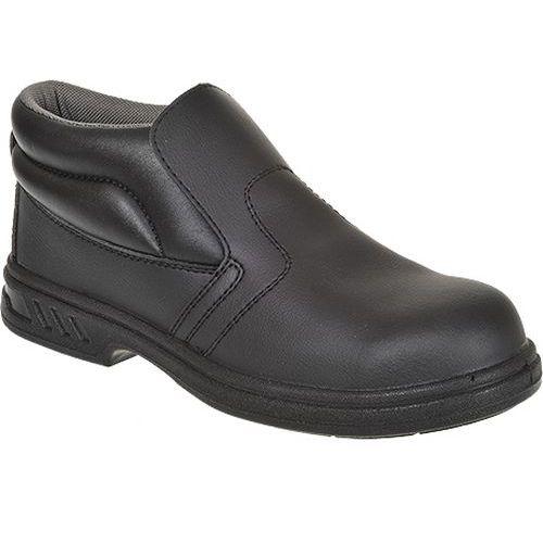 Steelite Slip On bezpečnostní obuv S2, černá