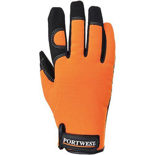 Rukavice High Performance, oranžová