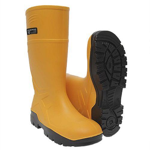 PU Safety Wellington S5 CI FO, žlutá