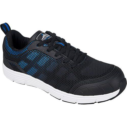 Steelite Tove Trainer S1P, modrá/černá