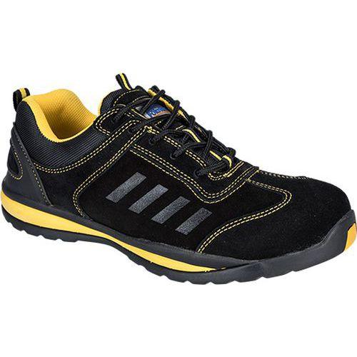 Steelite Lusum Safety Trainer S1P HRO, černá