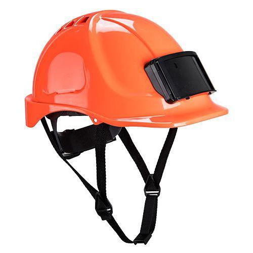 Přilba Endurance Badge Holder, oranžová