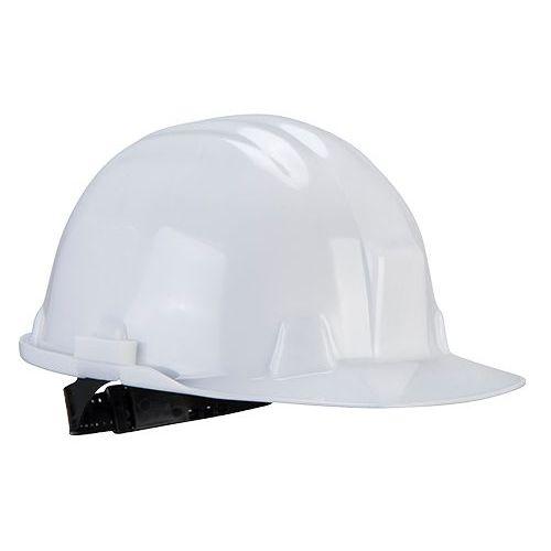Bezpečnostní helma Workbase, bílá