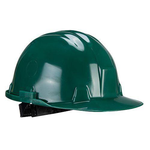 Bezpečnostní helma Workbase, zelená