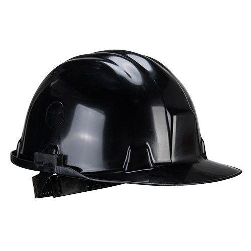 Bezpečnostní helma Workbase, černá