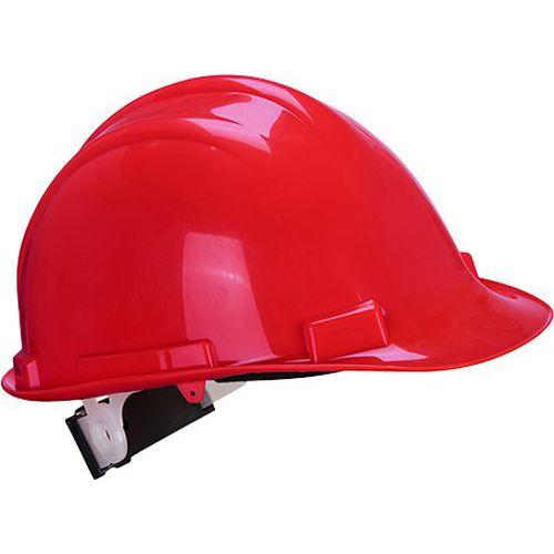 Přilba Expertbase Wheel Safety, červená